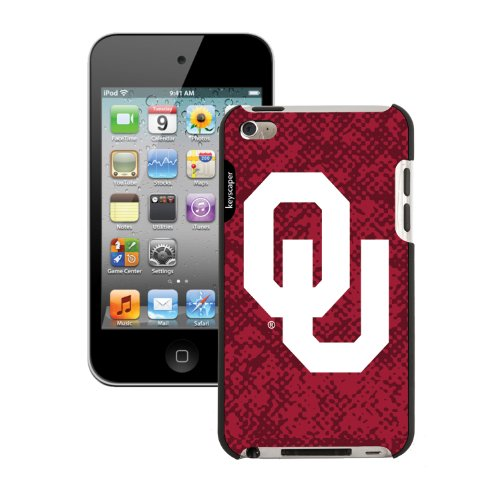 Oklahoma Sooners Ipod Touch 4G Case Ncaa
