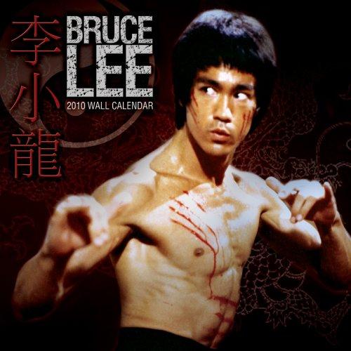 Bruce Lee 2010 Calendar
