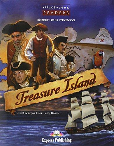 Treasure island. Con CD Audio. Con DVD
