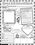 img - for Instant Personal Poster Sets: Read All About Me!: 30 Big Write-and-Read Learning Posters Ready for Kids to Personalize and Display With Pride! book / textbook / text book