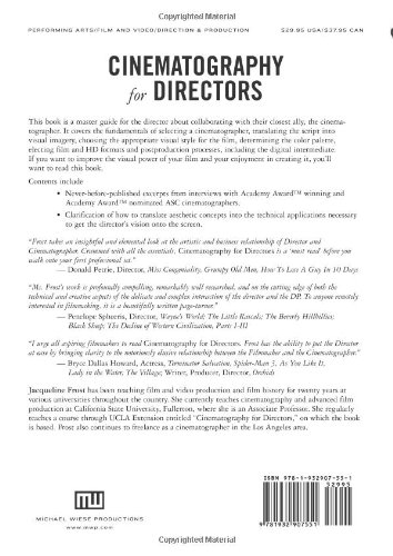 cinematography for directors a guide for creative collaboration pdf