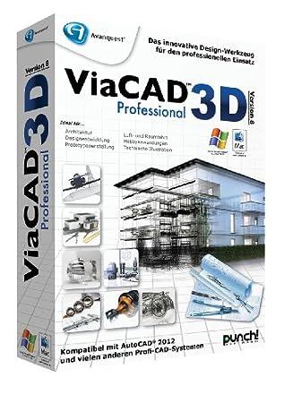 ViaCad Pro V8  (PC+MAC)
