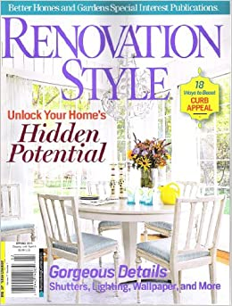 Renovation Style Spring 2011 Better Homes And Gardens
