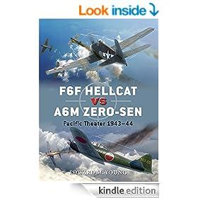 F6F Hellcat vs A6M Zero-sen (Duel)