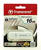 Transcend 16GB JetFlash 620 Endurance USB Drive with SecureDrive
