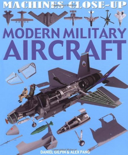 Modern Military Aircraft (Machines Close-up)