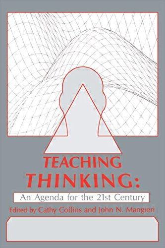 Teaching Thinking: An Agenda for the Twenty-first Century