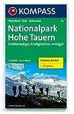Nationalpark Hohe Tauern 1 : 50 000: Gro�venediger, Gro�glockner, Ankogel. 3-teiliges Wanderkarten-Set. GPS-geeignet. 1:50.000