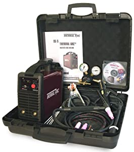 Thermal Arc W1003203 95 S Inverter Portable DC Welder Stick/TIG Package from Builders World Wholesale Distribution