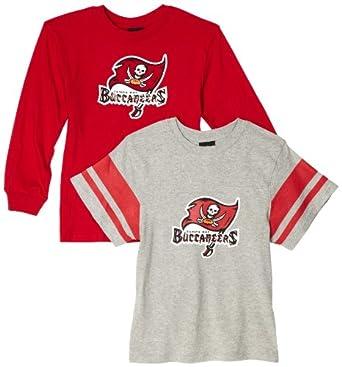 NFL Tampa Bay Buccaneers Option Tee Combo Pack - R18Nc818 Boys