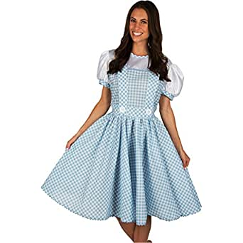 Wizard Of Oz Dorothy Adult Costume BuyCostumescom