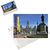 Photo Jigsaw Puzzle of Glasgow Town Hall and monument to Robert Peel, George Square, Glasgow, from Robert Harding