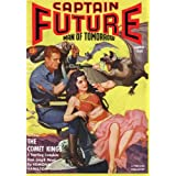 Captain Future - Summer 1942 ~ Edmond Hamilton