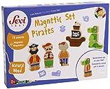 Sevi - Set magnético con piratas (Trudi 82827)