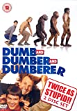 Dumb And Dumber/Dumb And Dumberer [DVD] [1995]