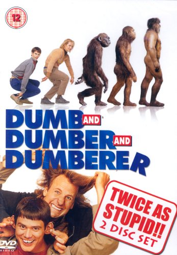 Dumb and Dumber [DVD] [Import]