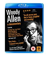 Woody Allen A Documentary Blu-ray from Ais
