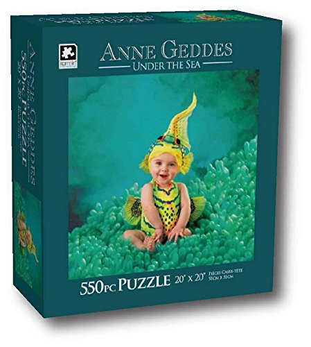 "Anne Geddes ""Under the Sea"" 550 Piece Puzzle"