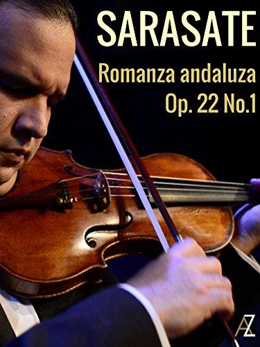 Sarasate: Romanza andaluza Op. 22 No.1