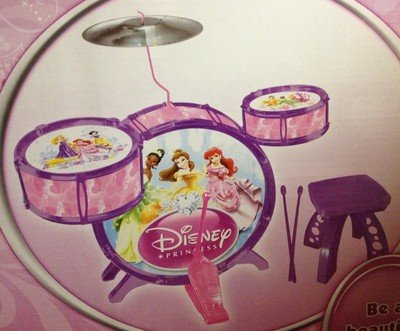 Drum Set For Kids Disney Princess Kids Drum Set Kit