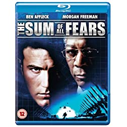 Sum of All Fears [Blu-ray]