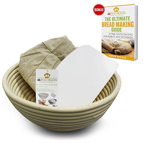 proofing-basket-85-inch-banneton-proofing-basket-with-linen-liner-free-ebook-plastic-bowl-scraper-by