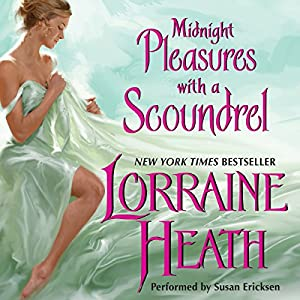 Midnight Pleasures with a Scoundrel Audiobook
