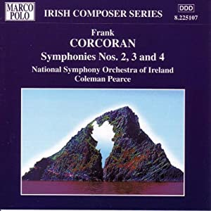 Corcoran - Symphonies Nos 2-4 by Marco Polo