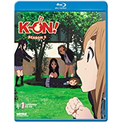 K-ON!: Season 2 Collection 1 [Blu-ray]