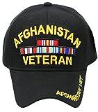 U.S. Military Cap Hat Vietnam Veteran ARMY MARINE NAVY AIR FORCE (Vet-AFGHANISTAN)
