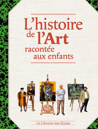 histoire de l'art pour les enfants