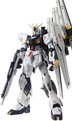 """Bandai Hobby Nu Gundam Version Ka """"Chars Counterattack"""" 1/100 - Master Grade"""