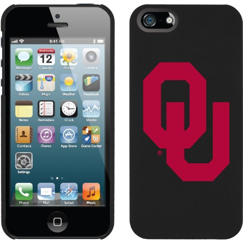 Special Sale University of Oklahoma - OU design on iPhone 5 Thinshield Snap-On Case by Coveroo
