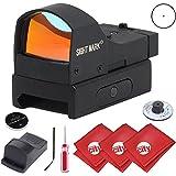 Circuit City Sightmark Mini Shot Compact Reflex Red Dot Sight for Rifle, Shotgun or Pistol w/CC Microfibers (SM13001)