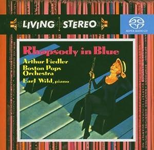 Gershwin (Living stereo) : Rhapsody in Blue