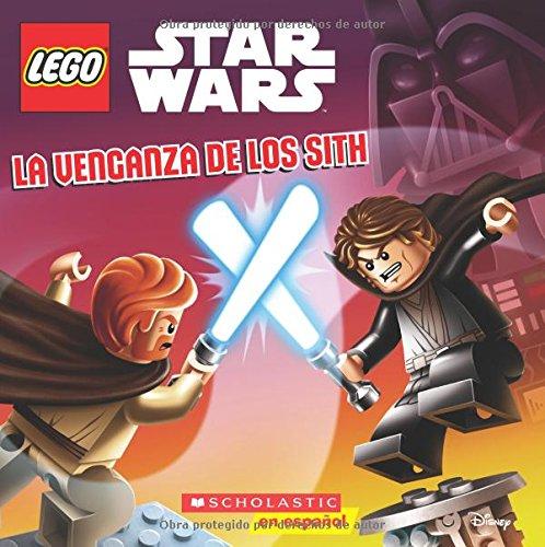 La venganza de los sith (LEGO Star Wars: 8x8) (Spanish Edition)