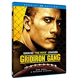 Gridiron Gang (Special Edition) [Blu-ray]