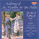 Image of Academy of St Martin-in-the-Fields Chamber Ensemble / Skaila Kanga Harp