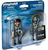 Playmobil - 5515 - Duo Pack Policiers du SWAT
