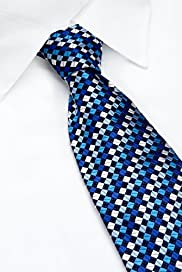 Sartorial Pure Silk Textured Square Tie