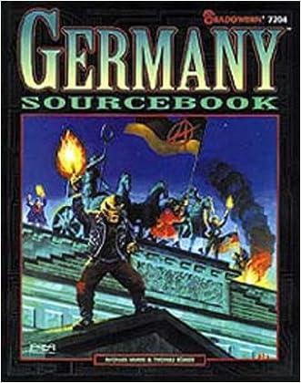 Germany Sourcebook (Shadowrun, No. 7204)