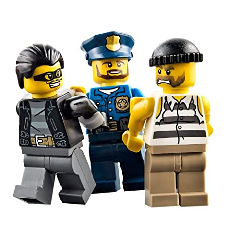 LEGOシティ 60048 ポリスドッグキャリアカー