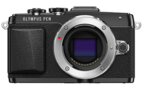 Olympus PEN E-PL7 16MP Mirrorless Digital Camera with 3-Inch LCD