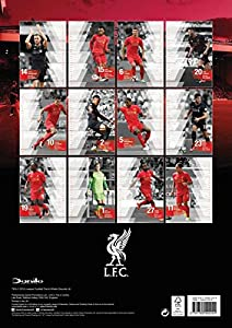 Liverpool Fc Official 2017 Uk Poster Wall Calendar And Sealed from DANILO