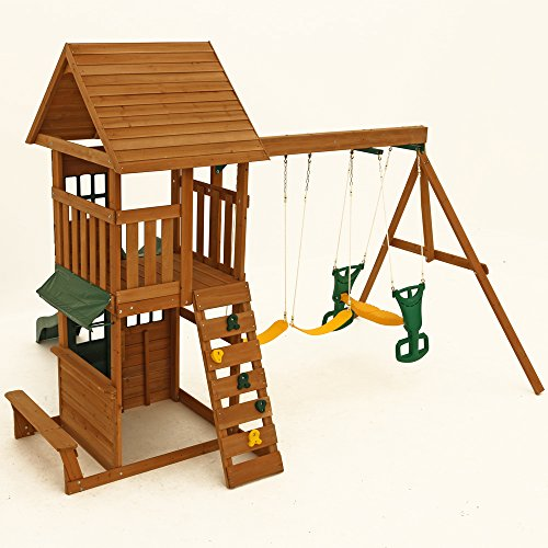 Big Backyard F23220 Windale Play Center Toys Games Outdoor
