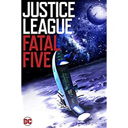 Justice League vs. The Fatal Five [Blu-ray]