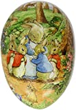 David Westnedge Beatrix Potter Cardboard Easter Eggs 12 cm (Pack of 4)