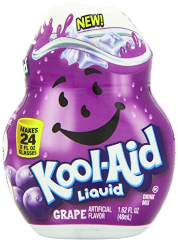Kool-Aid, Liquid Drink Mix, Grape, 1.62oz Container (Hey Juice compare prices)