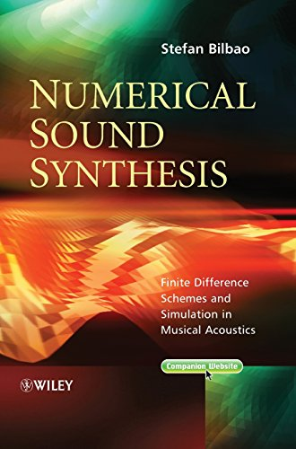 Numerical Sound Synthesis: Finite Difference Schemes And Simulation In Musical Acoustics