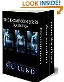 The Dominion Series Collection: Books 1 - 3 (Vampire Romance: The Dominion Series)